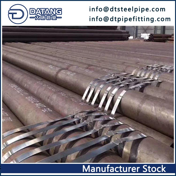 Seamless Structural Steel Pipe, EN 10297,