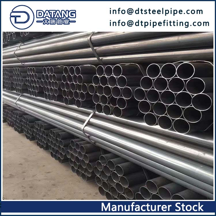 Seamless Fluid Pipe, EN 10216-2, WT 2-150