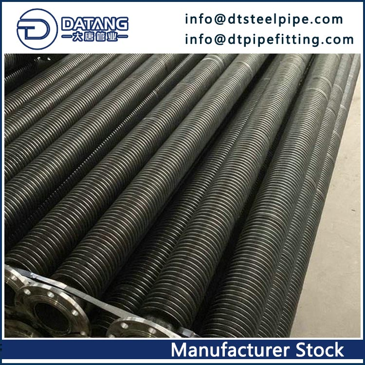 U Type HF Welding Fin Tube
