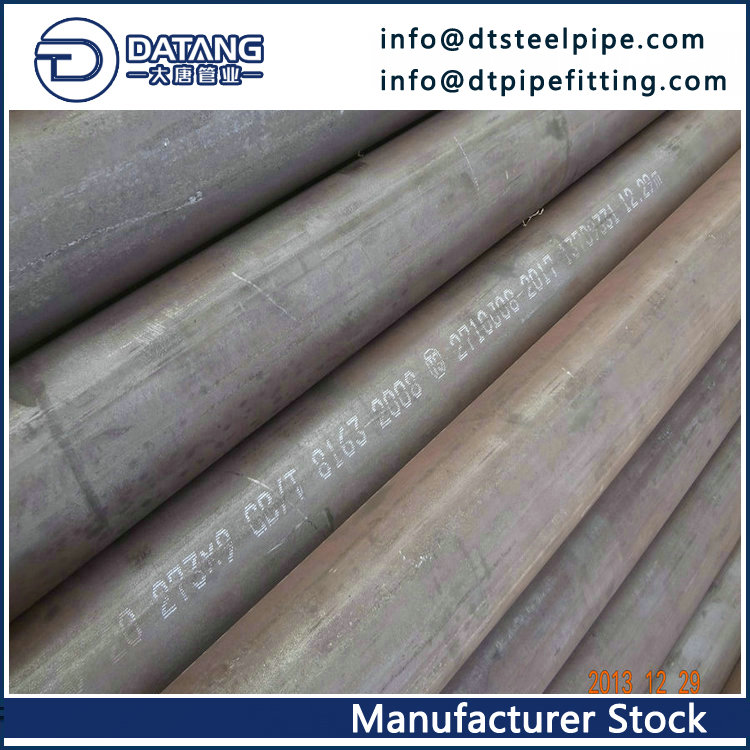 ASTM A53 Gr.A, Gr.B Carbon Steel Seamless