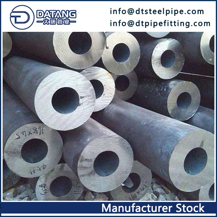 ASTM A335 P92 Alloy Steel Shipping Tube,